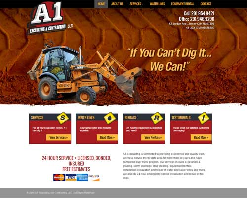A1 Excavating Contracting